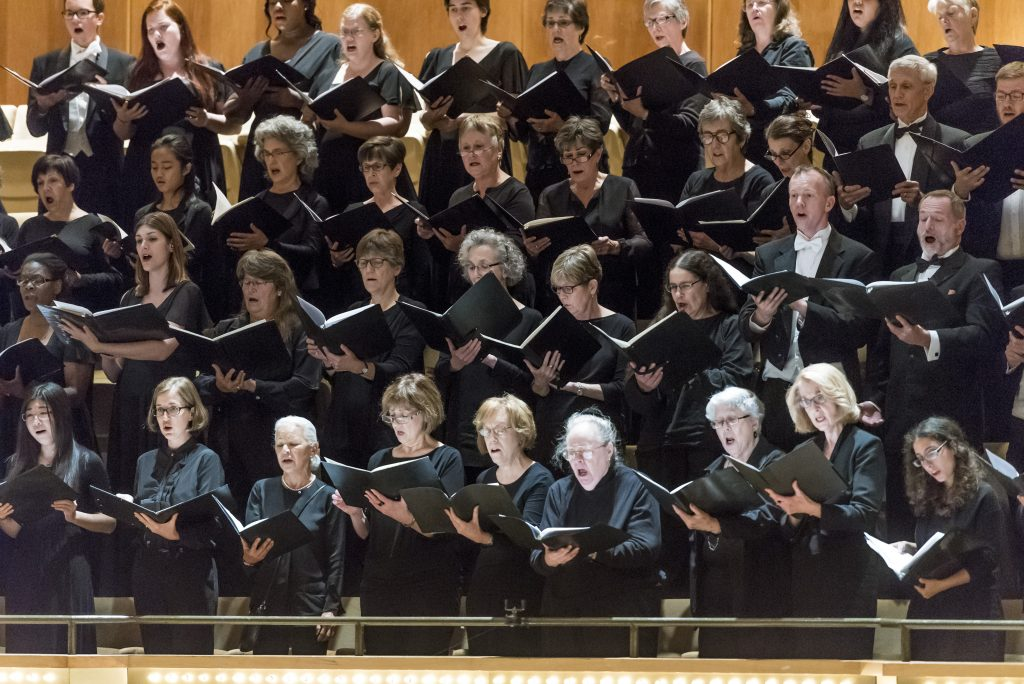 CUSO with Oratorio Society