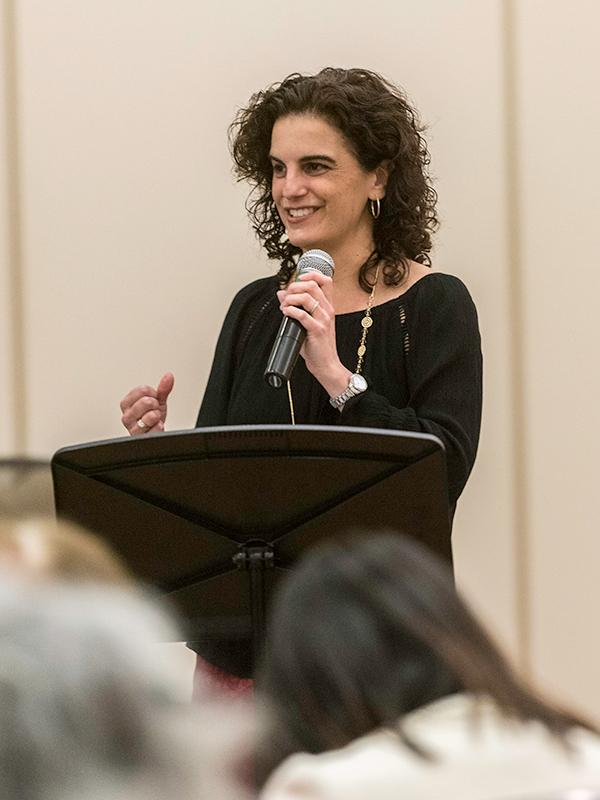 Composer-in-Residence Stacy Garrop
